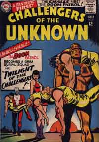 Challengers of the Unknown #48