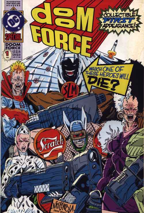 Doom Force #1