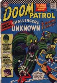 Doom Patrol #102