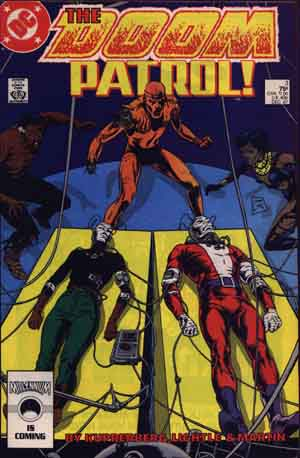 Doom Patrol (Volume 2, #3