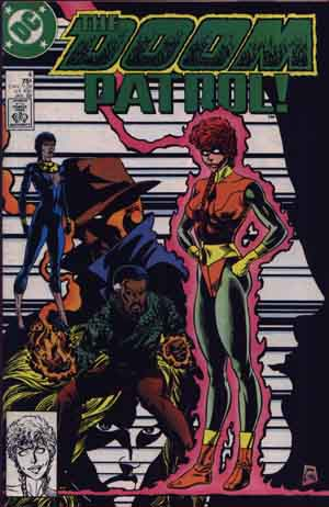 Doom Patrol (Volume 2, #4