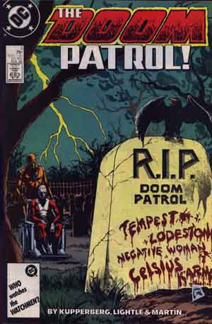 Doom Patrol (Volume 2, #5