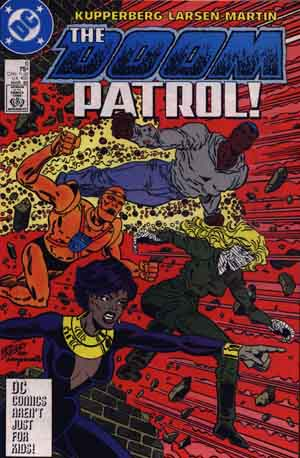 Doom Patrol (Volume 2, #6