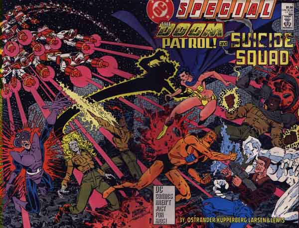 Doom Patrol and Suicide Squad #1