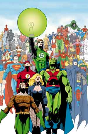 JLA: Year One #12