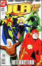 JLA: Year One #4