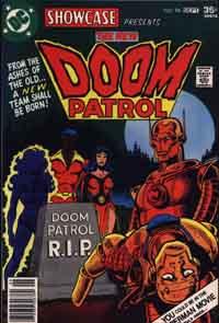 Showcase #94 presents The New Doom Patrol