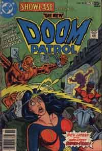 Showcase #95 presents The New Doom Patrol
