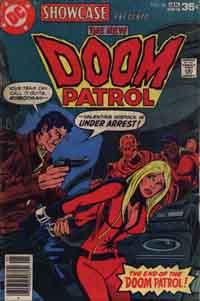 Showcase #96 presents The New Doom Patrol