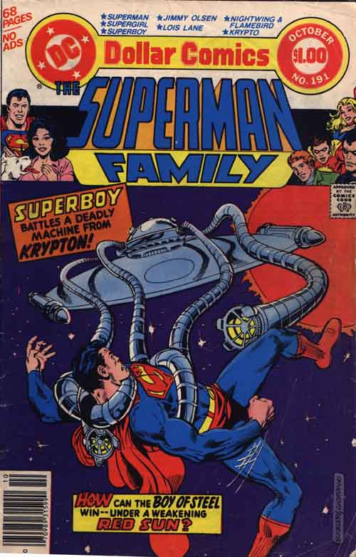 The Superman Family #191