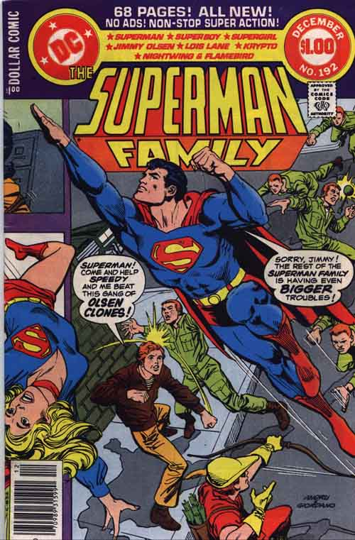 The Superman Family #192