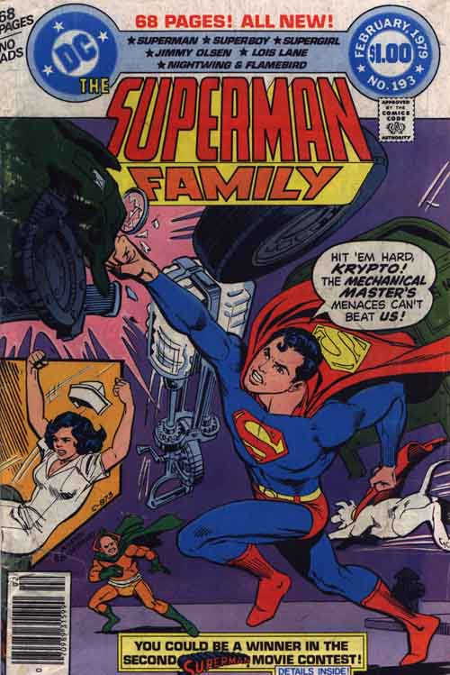 The Superman Family #193