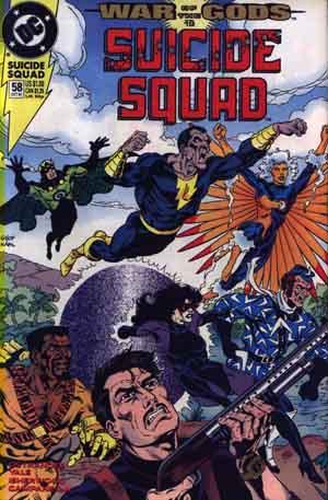Suicide Squad (Volume 1) #58
