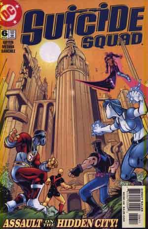 Suicide Squad (Volume 2) #6