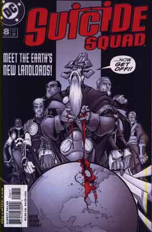 Suicide Squad (Volume 2) #8
